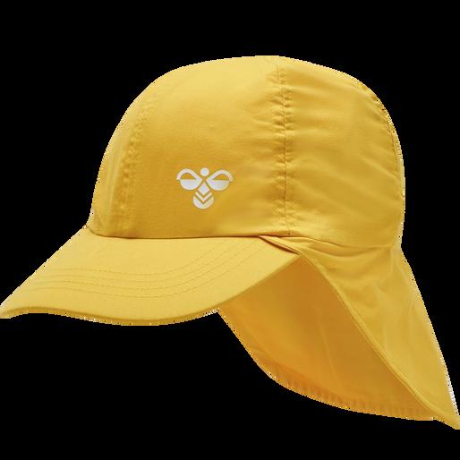 hmlBREEZE CAP, GOLDEN ROD, packshot