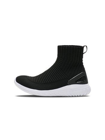 PULSE SOCK RECYCLE, BLACK, packshot