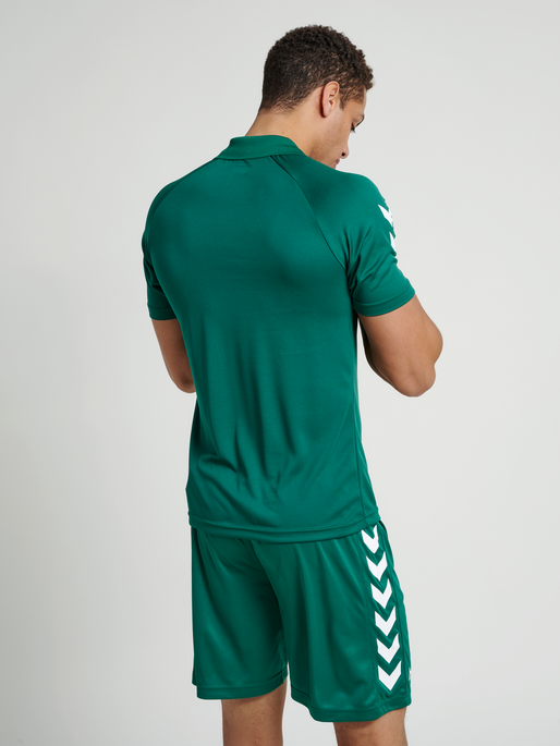 CORE FUNCTIONAL POLO, EVERGREEN, model