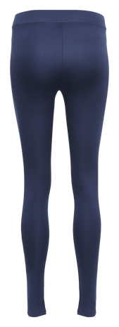 HMLSHELLEY TIGHTS, DEEP NAVY, packshot