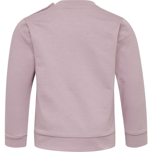 hmlLEMON SWEATSHIRT, MAUVE SHADOW, packshot