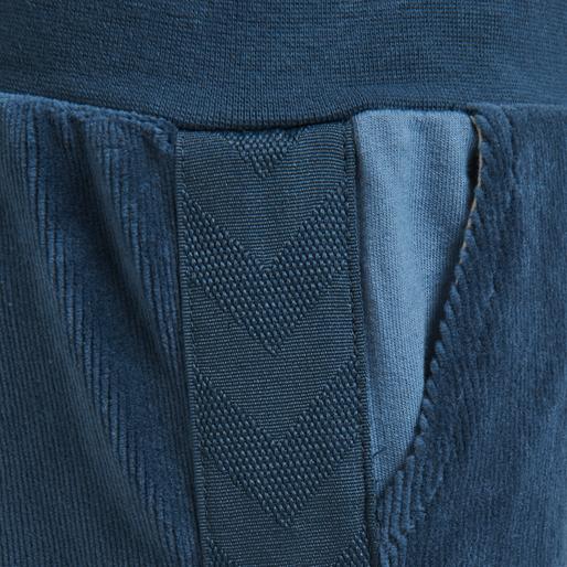 hmlTAMATOA PANTS, MAJOLICA BLUE, packshot