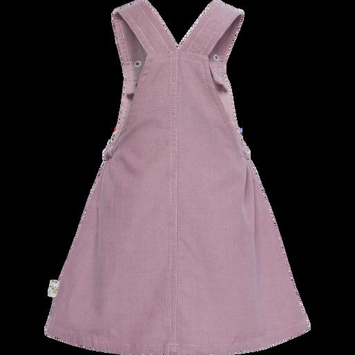 HMLANE DRESS S/S, WOODROSE, packshot
