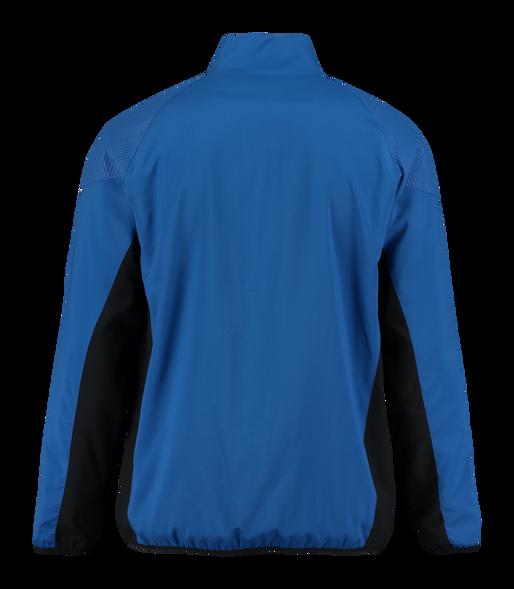 AUTH. CHARGE MICRO ZIP JACKET, TRUE BLUE, packshot
