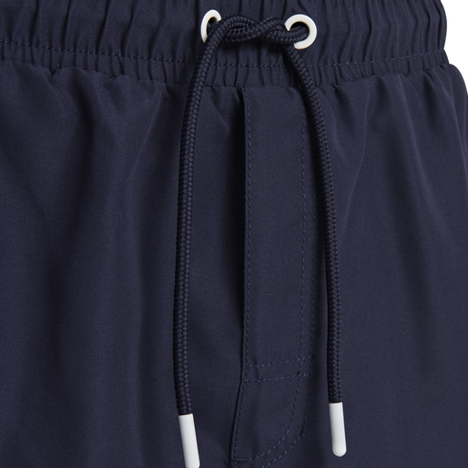 hmlCHASE BOARD SHORTS, PEACOAT, packshot