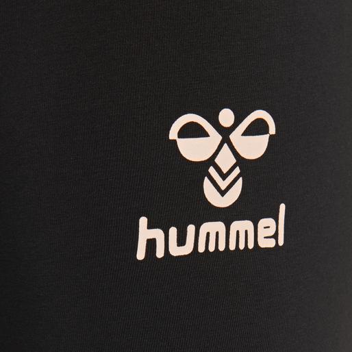 hmlSOMMER TIGHTS, CLOUD PINK/BLACK, packshot