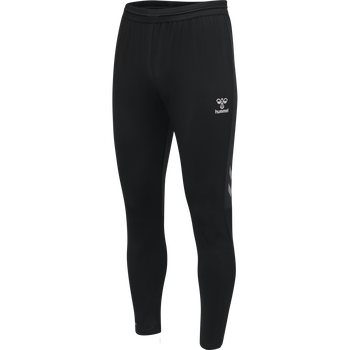 hmlLEAD PRO FOOTBALL PANTS, BLACK, packshot
