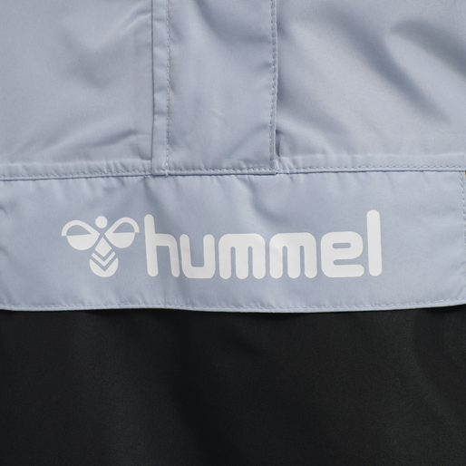 hmlTIMU JACKET, BLUE FOG, packshot