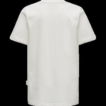 hmlKARLO T-SHIRT S/S, WHISPER WHITE, packshot