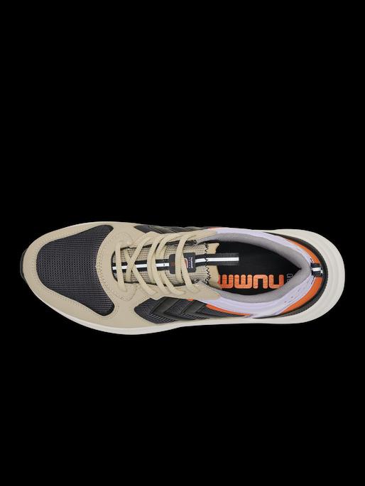 REACH LX 800 NUBUCK, BONE WHITE/ORANGE/PASTEL LILAC, packshot