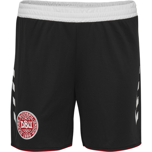 DBU GK WOMAN SHORTS , BLACK, packshot