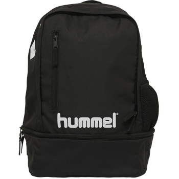 hmlPROMO BACK PACK, BLACK, packshot