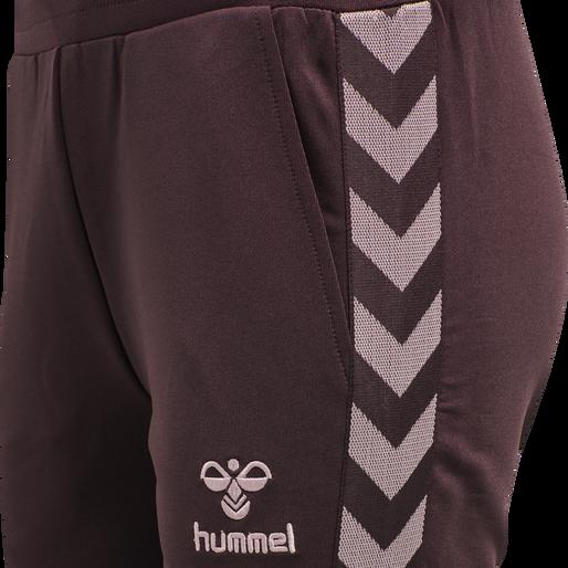 hmlNELLY 2.0 TAPERED PANTS, FUDGE , packshot