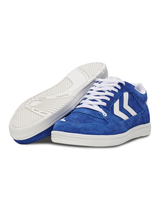 POWER PLAY SUEDE, MAZARINE BLUE, packshot