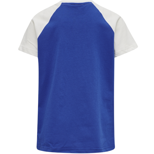 hmlISABELLA T-SHIRT S/S TEE, MIDNIGHT BLUE, packshot