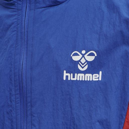 hmlLOREN ZIP JACKET, MIDNIGHT BLUE, packshot