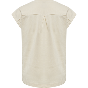 hmlDIZA T-SHIRT S/S, !MOTHER OF PEARL, packshot