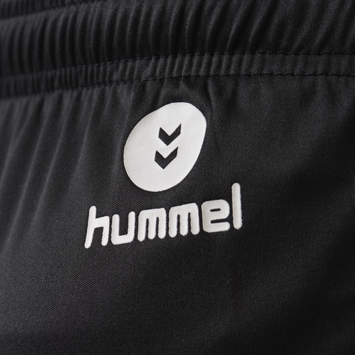 hmlACTIVE POLY SHORTS, BLACK, packshot