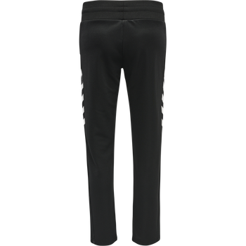 HMLGENESIS PANTS, BLACK, packshot