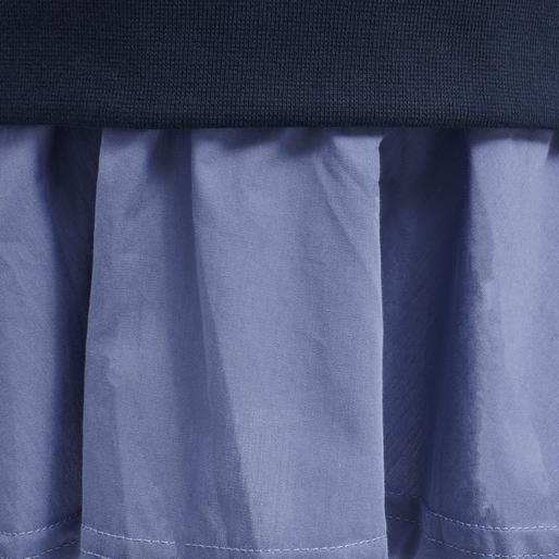 hmlMOMO DRESS, BLACK IRIS, packshot