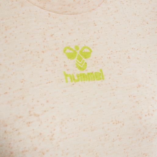 hmlSTACY T-SHIRT S/S, CLOUD PINK, packshot