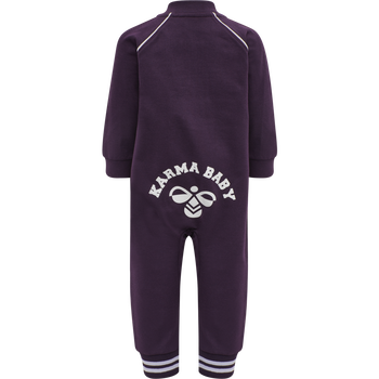 hmlMARLIN JUMPSUIT, BLACKBERRY WINE, packshot