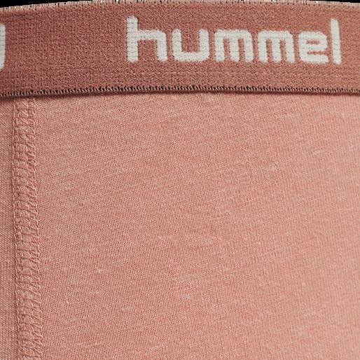 hmlCAROLINA HIPSTERS 2-PACK, CAMEO BROWN , packshot