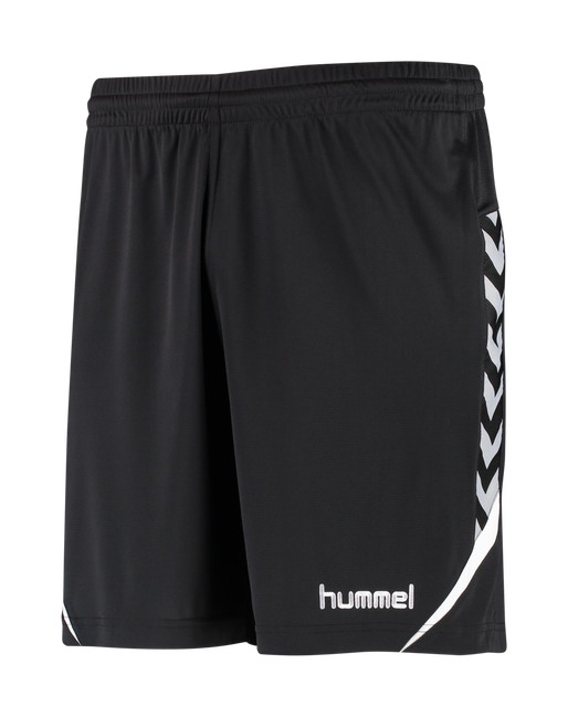 AUTH. CHARGE POLY SHORTS, BLACK, packshot