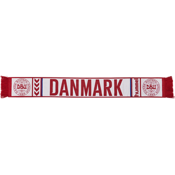 DBU HALSTØRKLÆDE, TANGO RED/WHITE, packshot