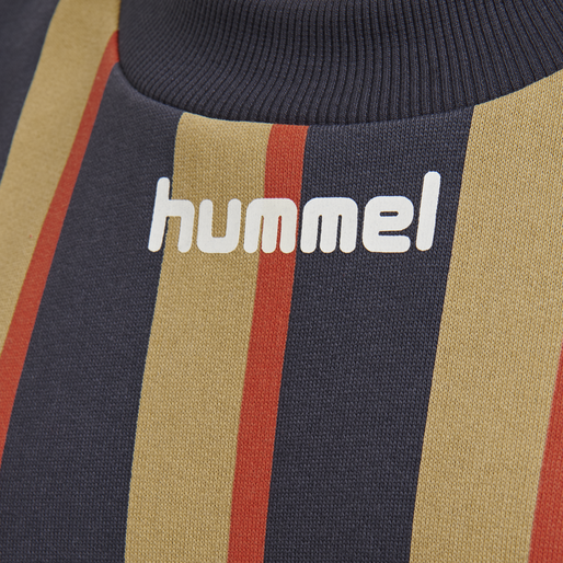 hmlWALTER CREWNECK , BLUE NIGHTS, packshot
