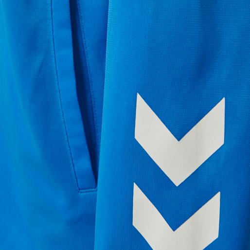 hmlPROMO POLY SUIT, DIVA BLUE/MARINE, packshot