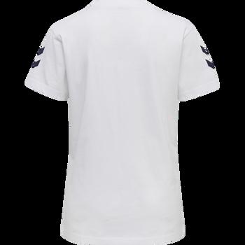 EHF CL FINAL4 T-SHIRT S/S WOMEN, WHITE, packshot