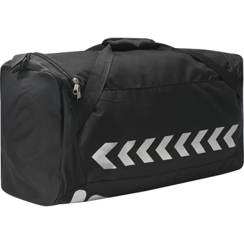 CORE SPORTS BAG, BLACK, packshot