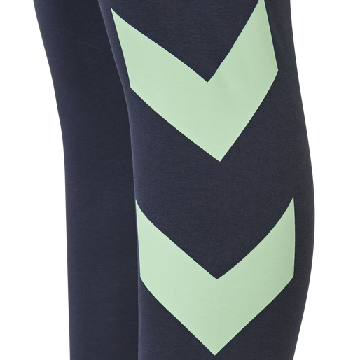 hmlSOMMER TIGHTS, BLACK IRIS, packshot