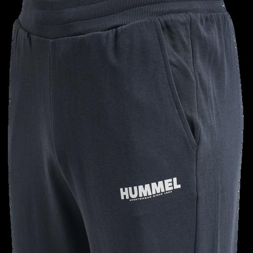 hmlLEGACY TAPERED PANTS, BLUE NIGHTS, packshot