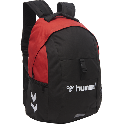 CORE BALL BACK PACK, TRUE RED/BLACK, packshot