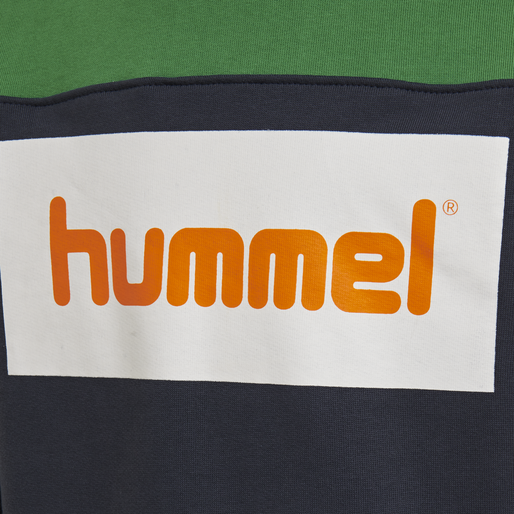hmlLIAM SWEATSHIRT, BLUE NIGHTS, packshot