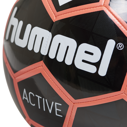 hmlACTIVE FOOTBALL, BLACK/PINK, packshot