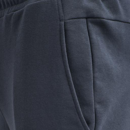 hmlISAM TAPERED PANTS, BLUE NIGHTS, packshot