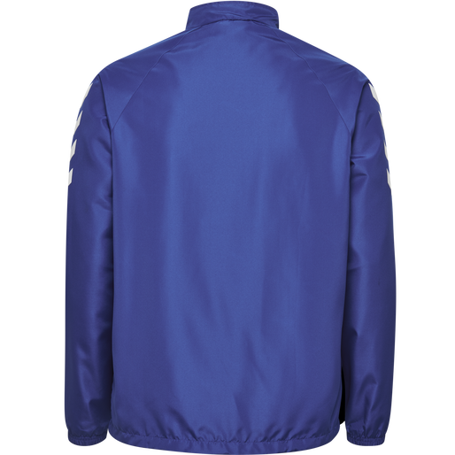 CORE KIDS MICRO ZIP JACKET, TRUE BLUE, packshot