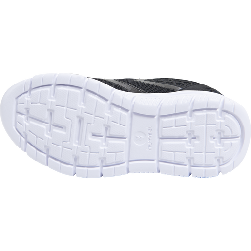 CROSSLITE SNEAKER JR, BLACK/WHITE, packshot