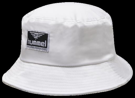 hmlVEJR HAT, WHITE, packshot