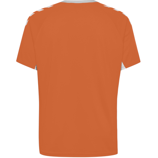 CORE KIDS TEAM JERSEY S/S, TANGERINE, packshot