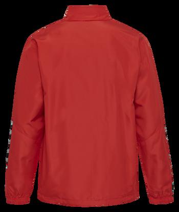 hmlAUTHENTIC MICRO JACKET, TRUE RED, packshot