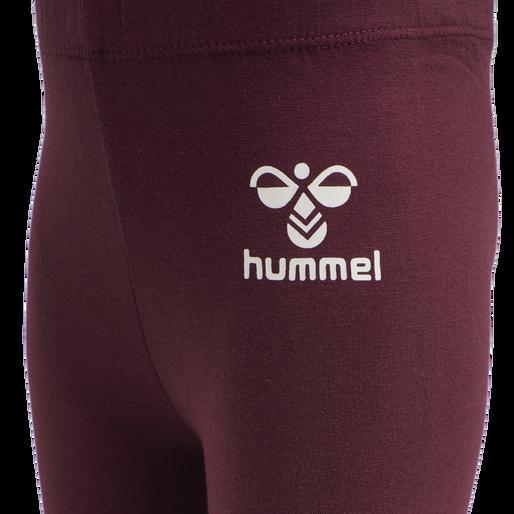 hmlMAUILINO TIGHTS, CHOCOLATE TRUFFLE , packshot
