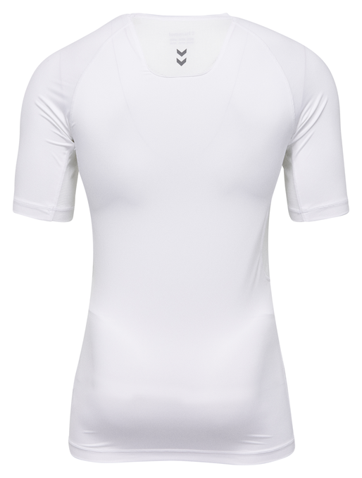HUMMEL FIRST PERF SS JERSEY, WHITE, packshot