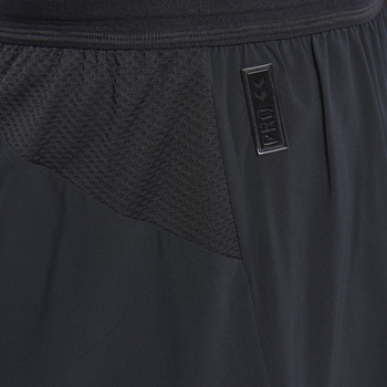 PRECISION PRO SHORTS, BLACK, packshot