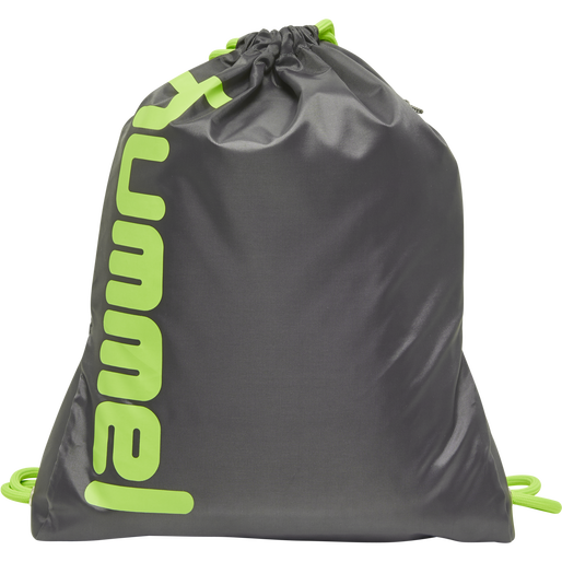HUMMEL COURT GYM BAG, ASPHALT, packshot