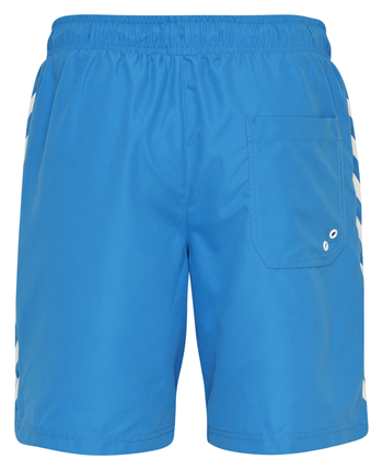 hmlRADLER BOARD SHORTS, BRILLIANT BLUE, packshot