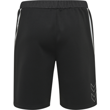 HMLCIMA SHORTS, BLACK, packshot